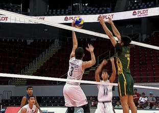 UAAP 79 MEN'S VOLLEYBALL STEPLADDER: NU vs FEU (S2)