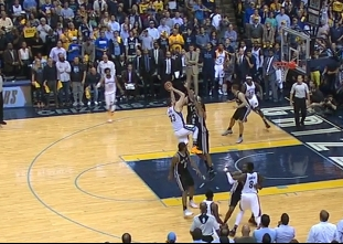 Marc Gasol wins it in overtime for the Grizzlies