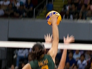 UAAP 79 WOMEN'S VOLLEYBALL FINAL FOUR: ADMU vs FEU (S4)