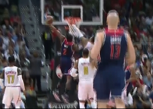 Dunk of the Day - April 23, 2017