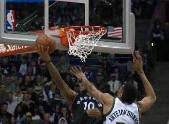 GAME 4 RECAP: Raptors 87, Bucks 76