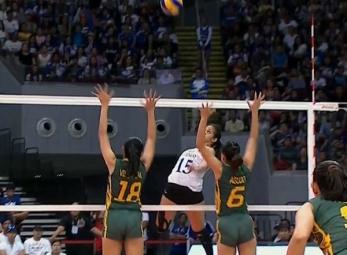 UAAP 79 Women's Volleyball Final Four: ADMU   vs FEU