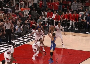 Steph Curry's top plays from first round series vs Blazers