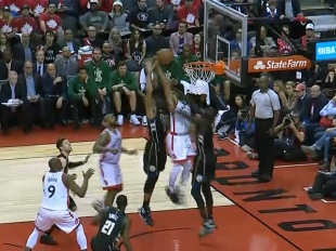 Dunk of the Day - April 25, 2017