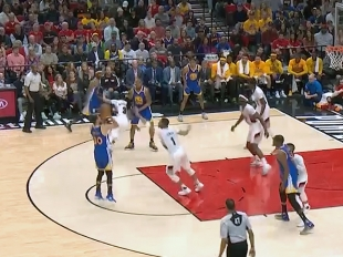 Nightly Notable - April 25, 2017 - Stephen Curry