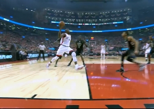 Top 5 Plays of the Day - April 25, 2017
