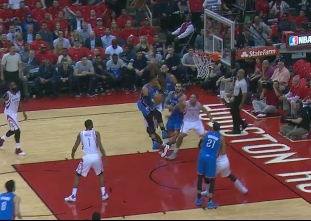 Russell Westbrook goes out with 47 points vs the Rockets