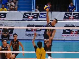 UAAP 79 MEN'S VOLLEYBALL STEPLADDER: FEU vs NU (S2)