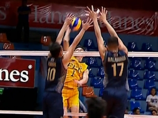 UAAP 79 MEN'S VOLLEYBALL STEPLADDER: FEU vs NU (S4)