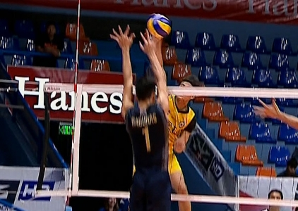 UAAP 79 MEN'S VOLLEYBALL STEPLADDER: FEU vs NU (S5)