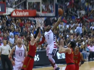 GAME 5 RECAP: Wizards 103, Hawks 99