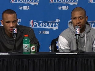 PRESS CON: Celtics win third straight vs Bulls