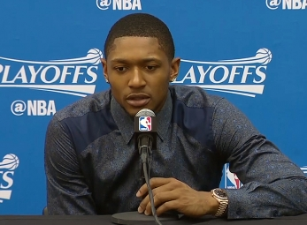 PRESS CON: Wizards go up 3-2 on Hawks