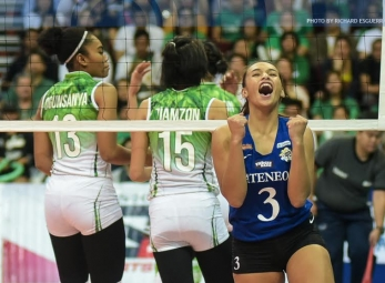 Road to the UAAP 79 Finals: Ateneo Lady Eagles