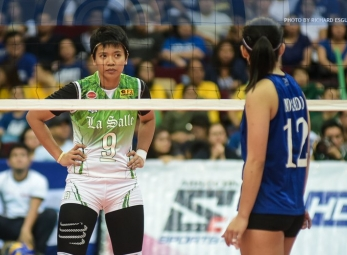 'The Rivalry' continues in UAAP 79 women's volleyball Finals