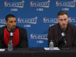 PRESS CON: Jazz forced to game seven versus Clippers