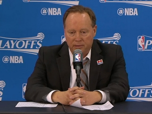 PRESS CON: Hawks fall against Wizards