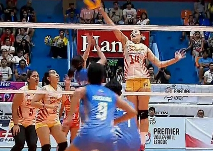PVL 14th Season Reinforced Open Conference: PWR vs POC