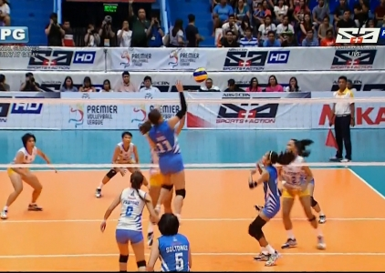 PVL 14th Season Reinforced Open Conference: BLP vs PAF