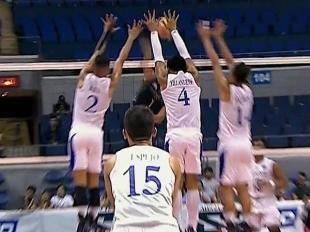 UAAP 79 Men's Volleyball Finals Game 1: ADMU vs NU