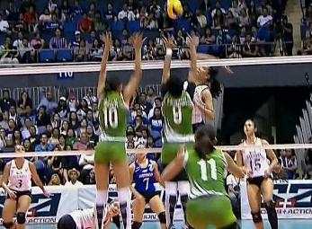 UAAP 79 Women's Volleyball Finals Game 1: ADMU vs DLSU