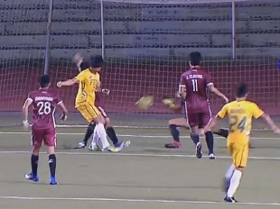 UAAP 79 Men's Football Semifinals: UP vs FEU Game Highlights