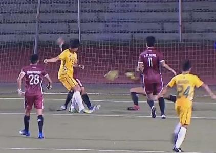 UAAP 79 Men's Football Semifinals: UP vs FEU Game Highlights