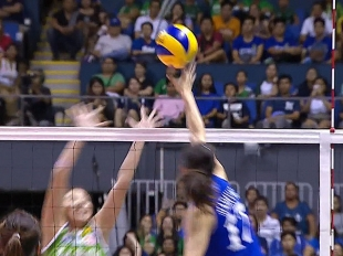 UAAP 79 WOMEN'S VOLLEYBALL FINALS GAME 2: ADMU vs DLSU (S2)