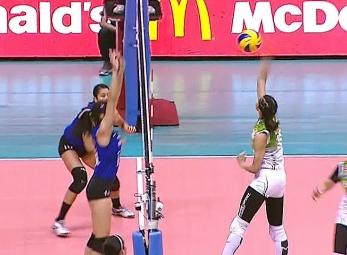 UAAP 79 WOMEN'S VOLLEYBALL FINALS GAME 2: ADMU vs DLSU (S4)