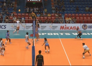 PREMIER VOLLEYBALL LEAGUE ROUND 1: PSW vs PAF (S3)