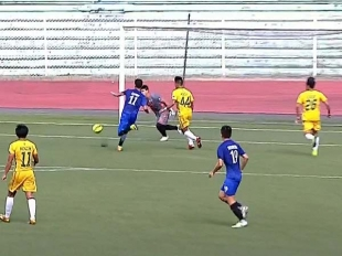 UAAP 79 Men's Football Finals: ADMU vs FEU