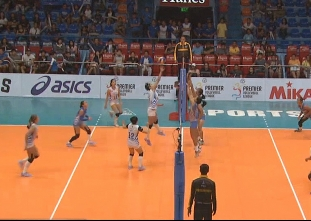PREMIER VOLLEYBALL LEAGUE GAME HIGHLIGHTS : POC vs PAF