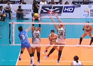 PREMIER VOLLEYBALL LEAGUE GAME HIGHLIGHTS: PER vs POC