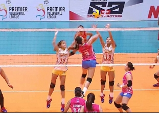 PREMIER VOLLEYBALL LEAGUE GAME HIGHLIGHTS: PSM vs CCS