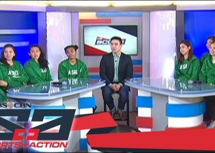 The Score: De La Salle Lady Spikers' championship victory