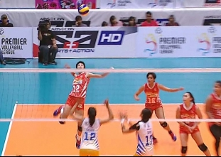 PREMIER VOLLEYBALL LEAGUE GAME HIGHLIGHTS: PAF vs PWR
