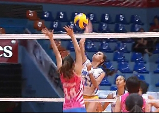 PREMIER VOLLEYBALL LEAGUE ROUND 1: PAF vs CCS (S4)