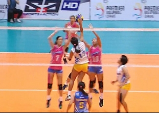 PREMIER VOLLEYBALL LEAGUE ROUND 1: PAF vs CCS (S5)