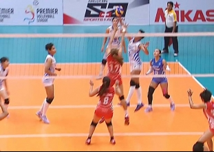 PREMIER VOLLEYBALL LEAGUE GAME HIGHLIGHTS: PWR vs POC