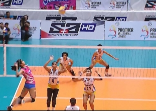PREMIER VOLLEYBALL LEAGUE GAME HIGHLIGHTS: PAF vs CRL