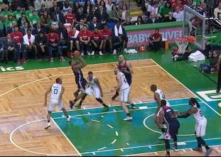 Bradley Beal scores 38 points in loss to the Celtics