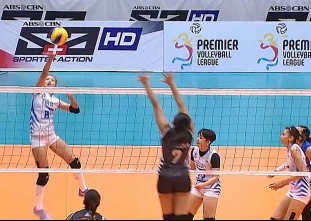 PREMIER VOLLEYBALL LEAGUE GAME HIGHLIGHTS: POC vs PER