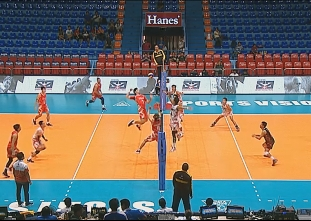 PREMIER VOLLEYBALL LEAGUE ROUND 2: PAR vs CIG (S4)