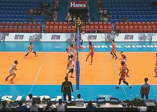 PREMIER VOLLEYBALL LEAGUE ROUND 2: PAR vs CIG (S5)