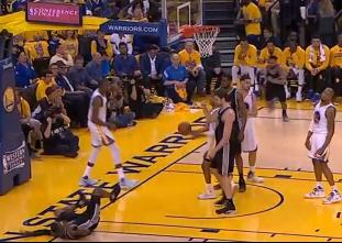 GAME 2 RECAP: Warriors 136, Spurs 100