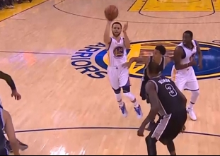 Nightly Notable - May 17, 2017 - Stephen Curry
