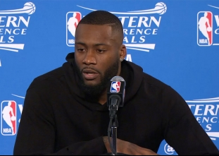 PRESS CON: Spurs dominated by Warriors in game two