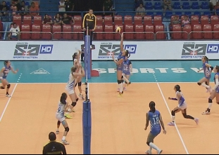 PREMIER VOLLEYBALL LEAGUE ROUND 2: BLP vs POC (S1)