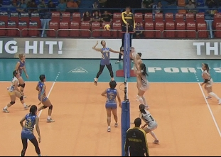 PREMIER VOLLEYBALL LEAGUE ROUND 2: PER vs PAF (S2)