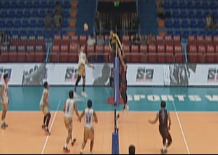 PREMIER VOLLEYBALL LEAGUE ROUND 2: PAF vs PAR (S2)